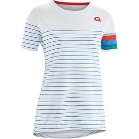 Gonso Naira Kurzarm Radshirt Damen white